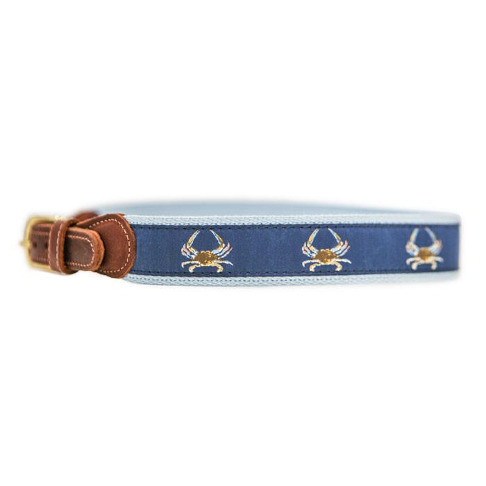 Blue Crab Buddy Belt