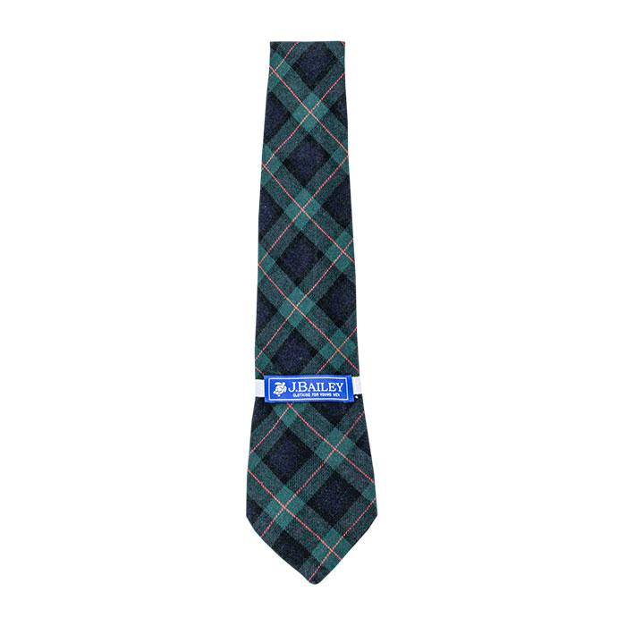 The J Bailey Long Tie in McNeill Plaid