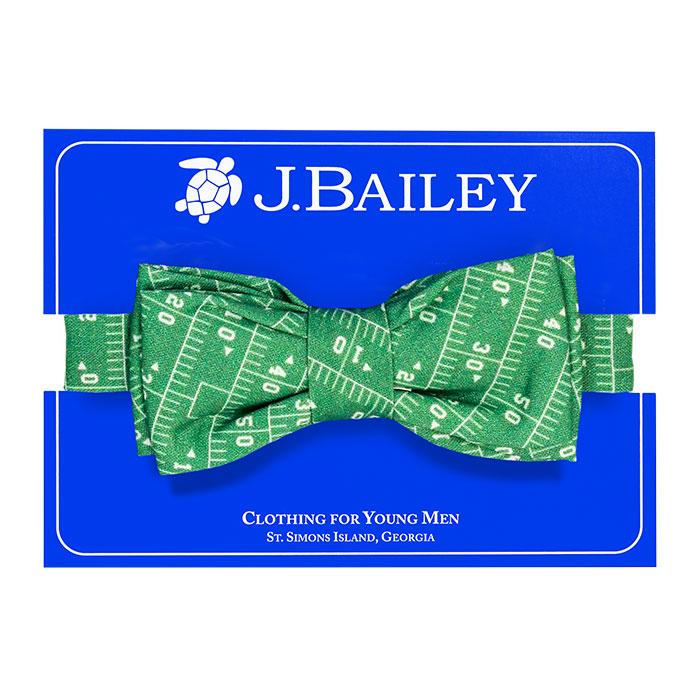 Johnny Bow Tie - Football Field