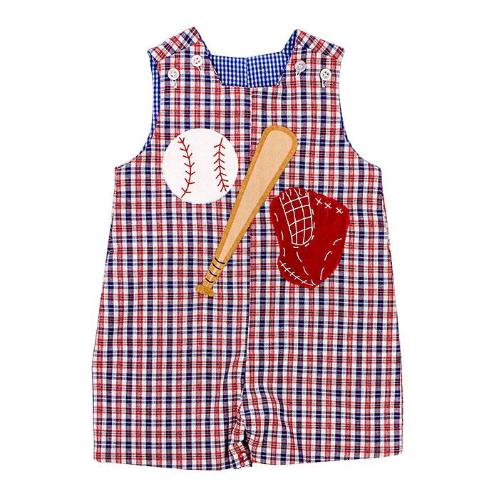 Baseball Trio Collection-Reversible John John