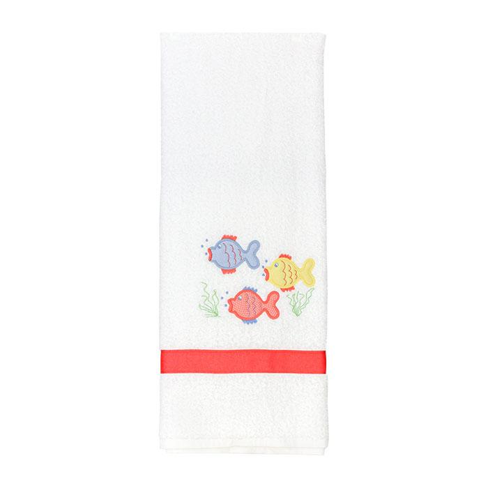 Fish Friends Unisex Towel