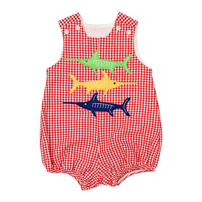 Sharp Swordfish Short Infant Bubble