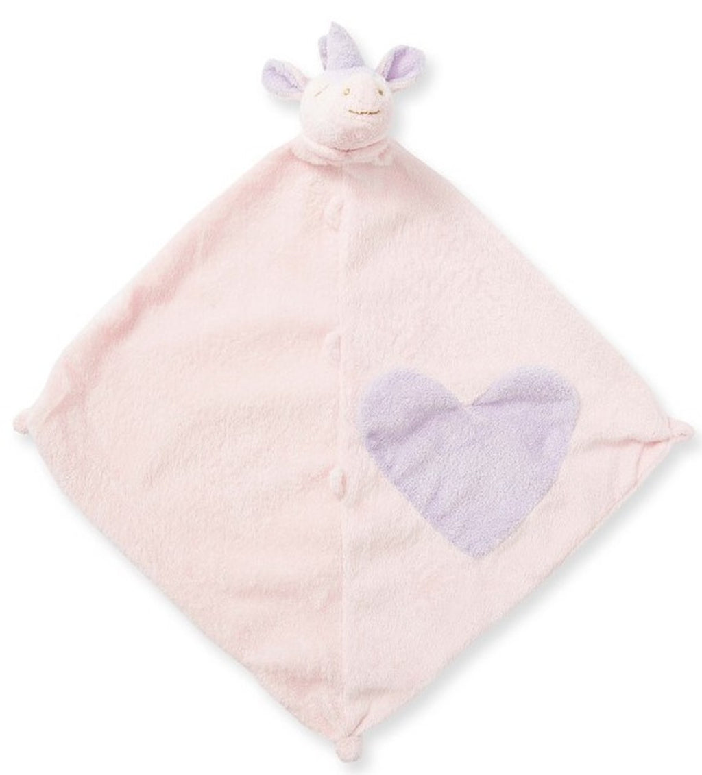 Pink & Purple Unicorn Blankie