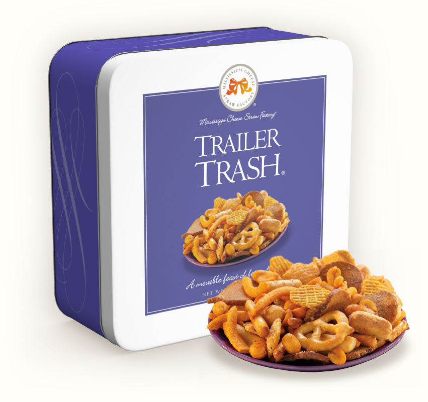 Trailer Trash™ 10 oz. Gift Tin