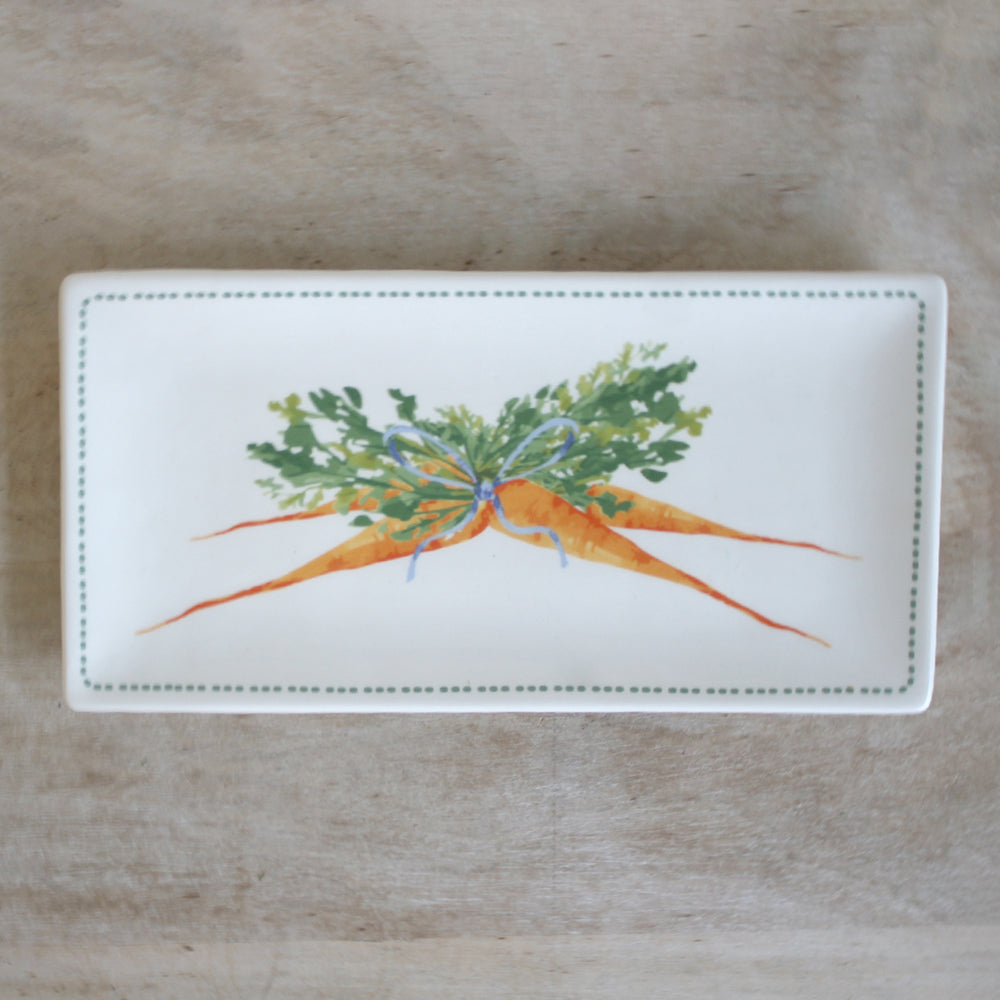 Springfield Carrot Serving Dish