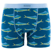 Men's Dolphin Fish Boxer Brief