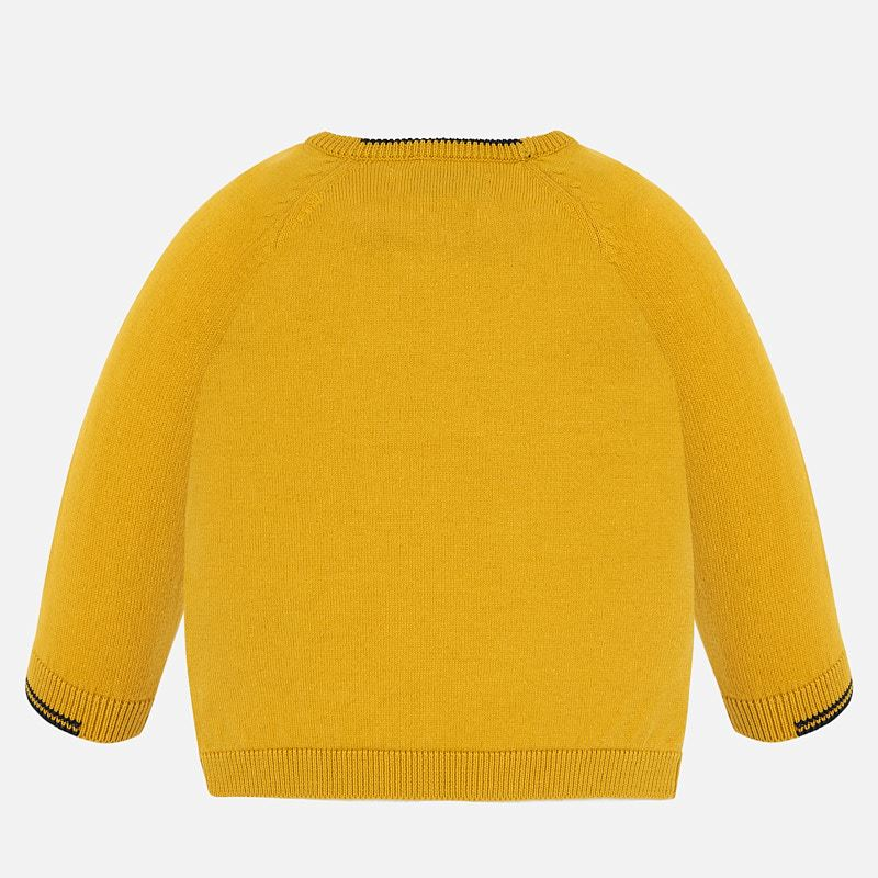 Mustard Long Sleeve Sweater