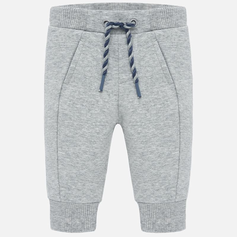 Grey Fleece Pants