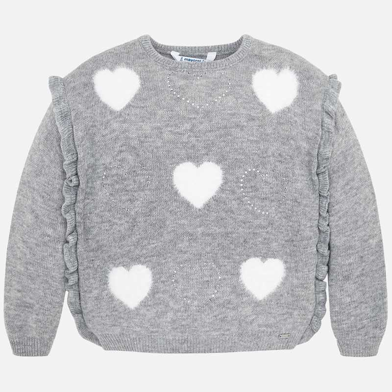 Five of Hearts Sweater