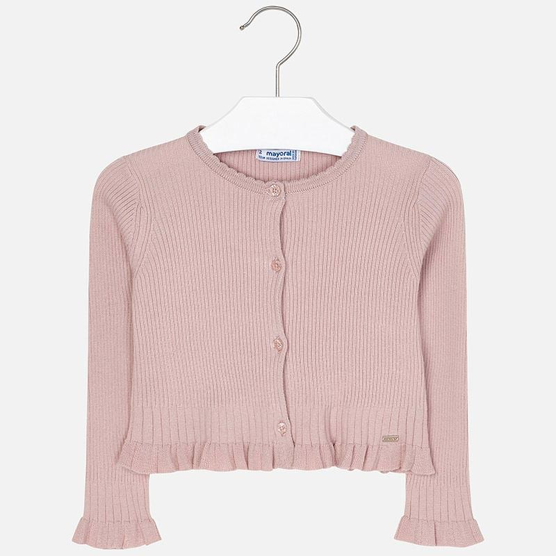 Blush Knitted Cardigan