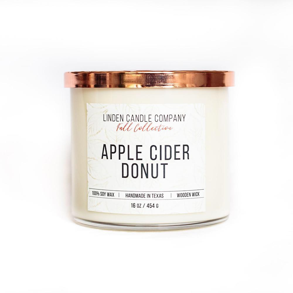Apple Cider Donut 16oz Candle