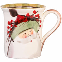 Old St. Nick Mug - Green Hat