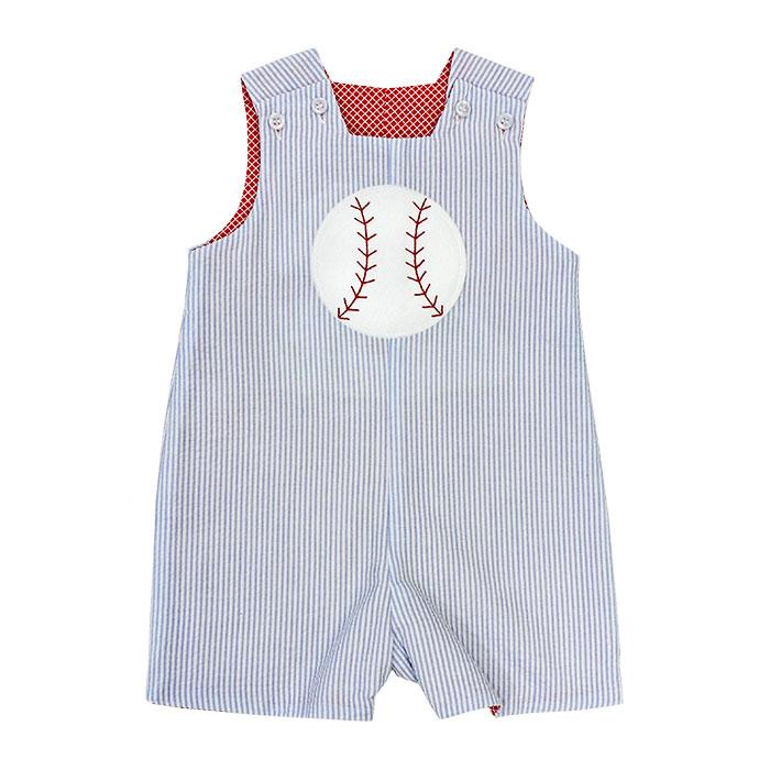 Bailey Boys - Baseball vs Beach Scene ~ Reversible John John - kkgivingtree - K&K