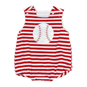 Bailey Boys - Baseball Knit Bubble - kkgivingtree - K&K