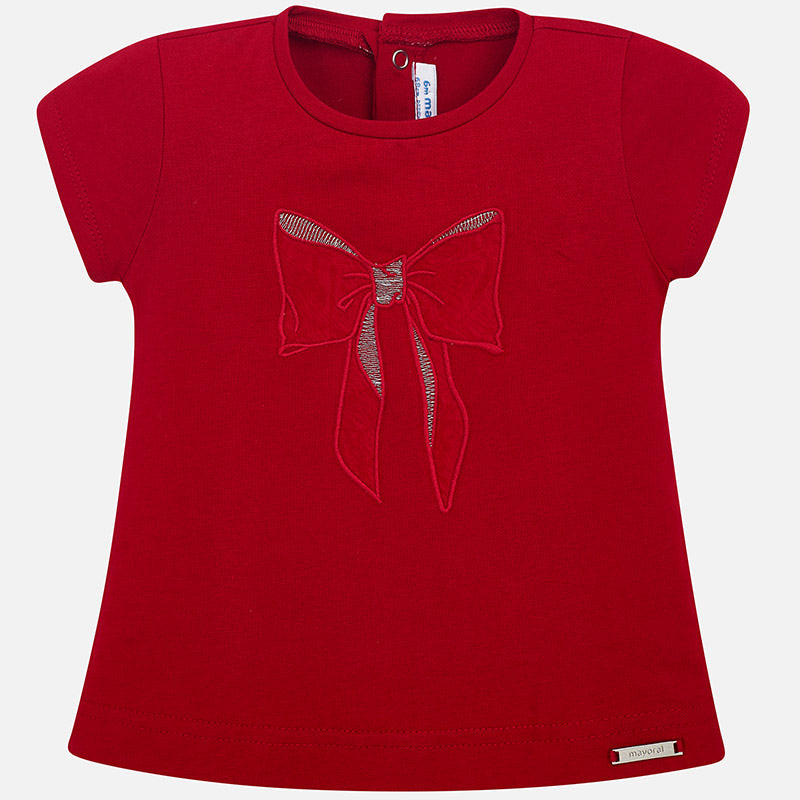 Red Bow T-Shirt