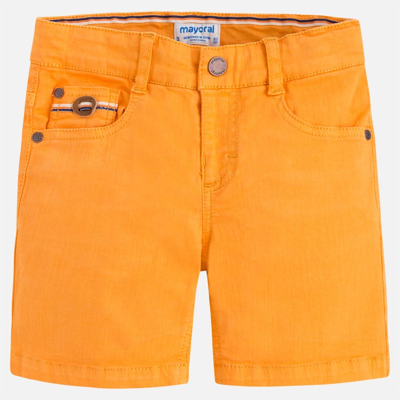 Bumble Bee Twill Shorts