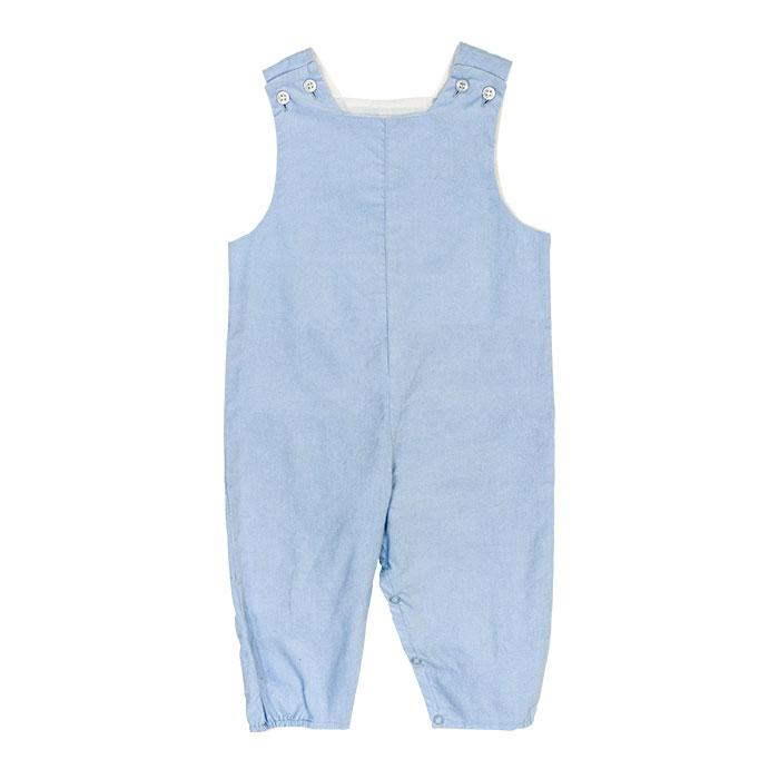 Light Blue Corduroy - John John