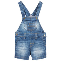 Blue Denim Overalls