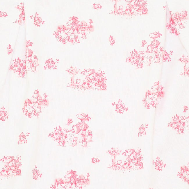 Kissy Kissy - Garden Glee Print Blanket - kkgivingtree - K&K's Giving Tree