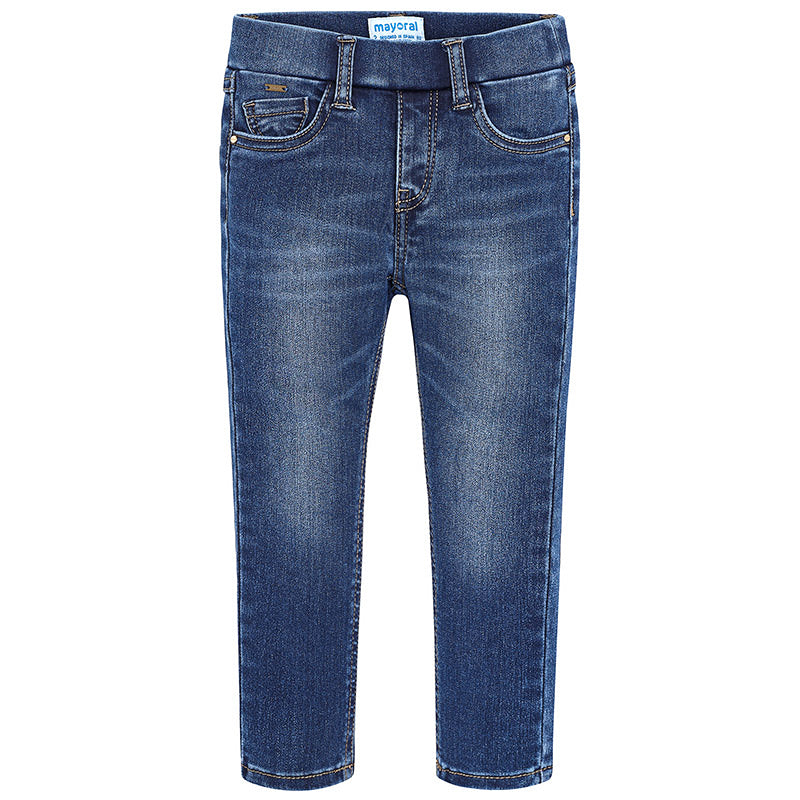 Super Slim Denim Jeggings