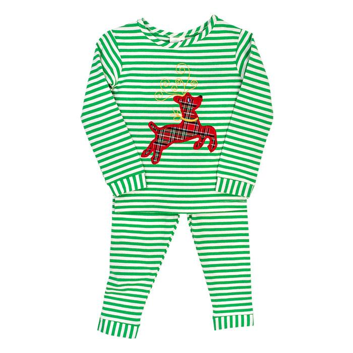 Run Rudolph Run Collection - Girls Lounge Wear