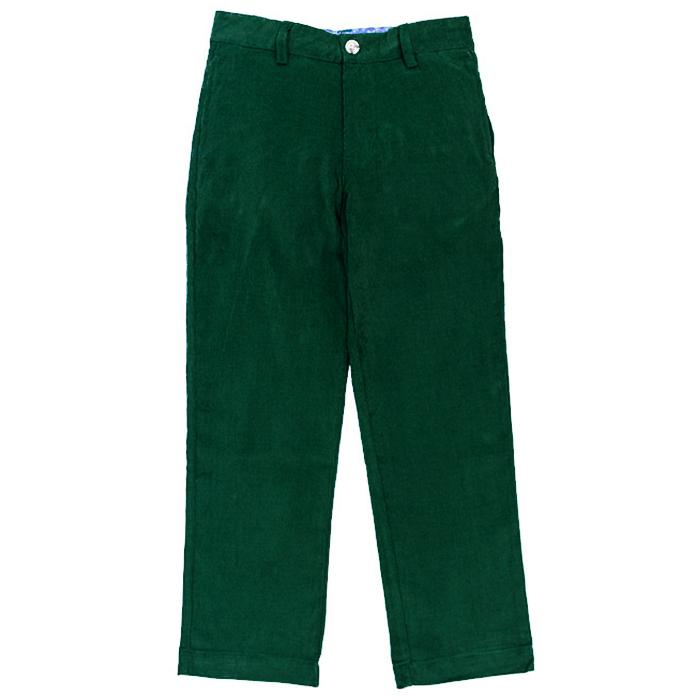 Forest Green Corduroy Pant