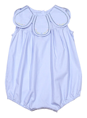 Sophie and Lucas Blue Petal Bubble - kkgivingtree