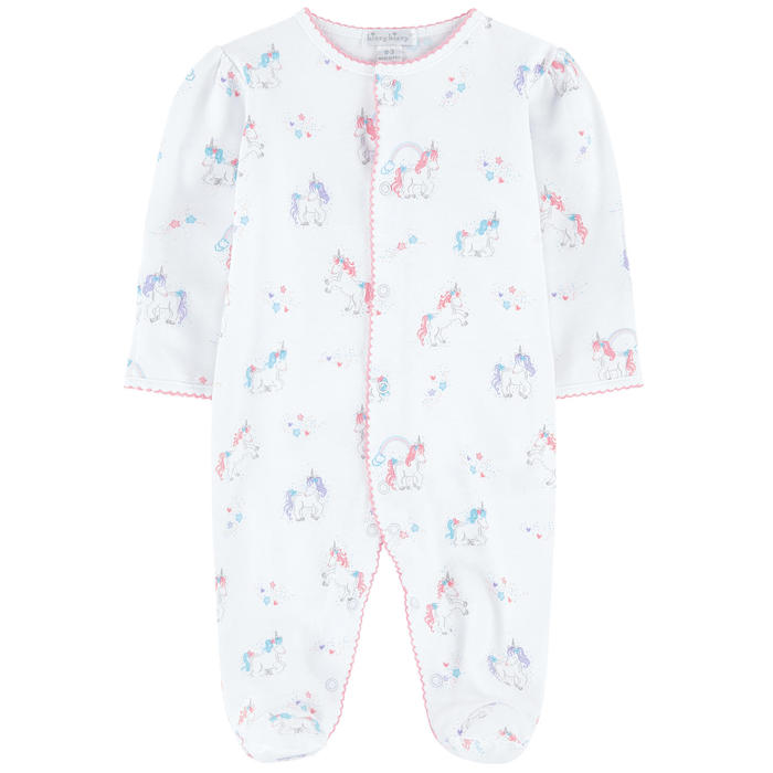 Magical Journey Unicorn Footie