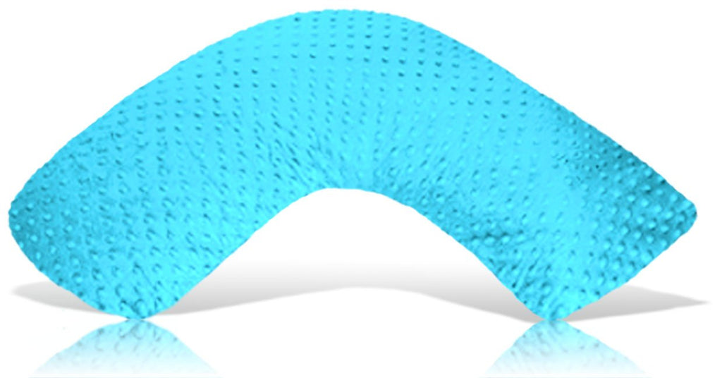 Turquoise Luna Lullaby Bosom Baby Nursing Pillow