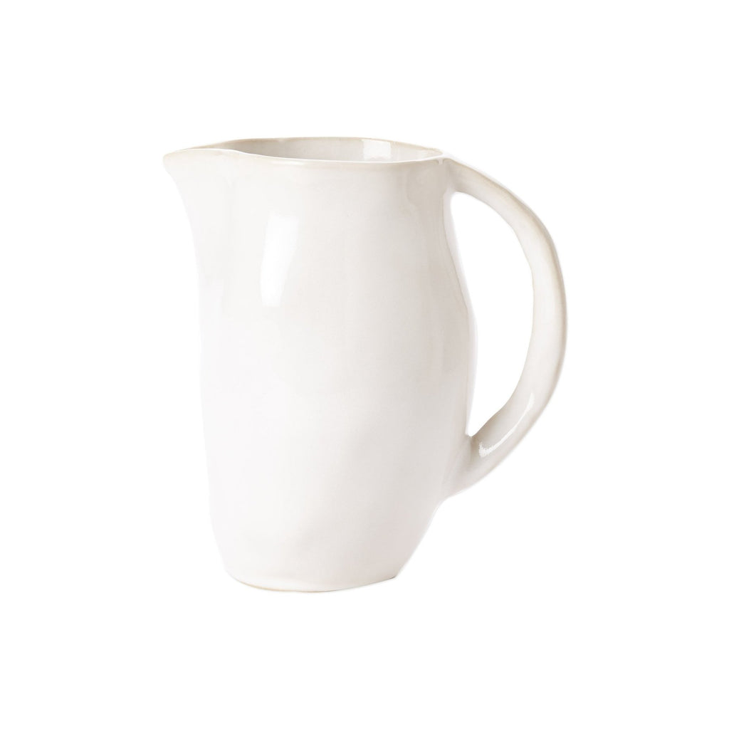Forma Cloud White Small Pitcher