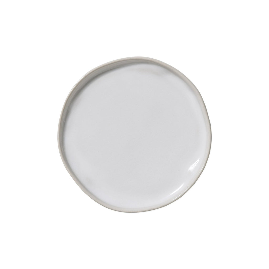 Froma Cloud White Canape Plate