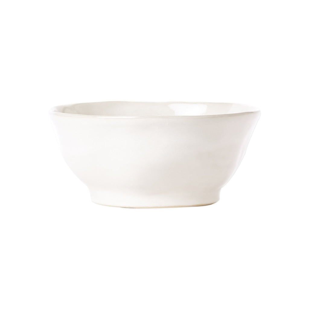 Forma Cloud White Medium Serving Bowl
