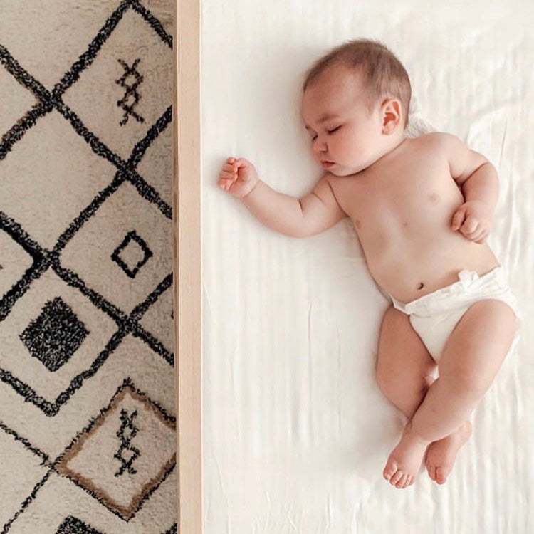 Bamboo Fitted Crib Sheet