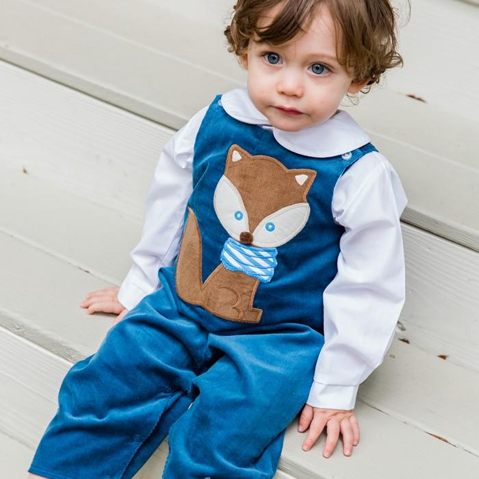 Cozy Fox vs Snowman ~ Reversible John John