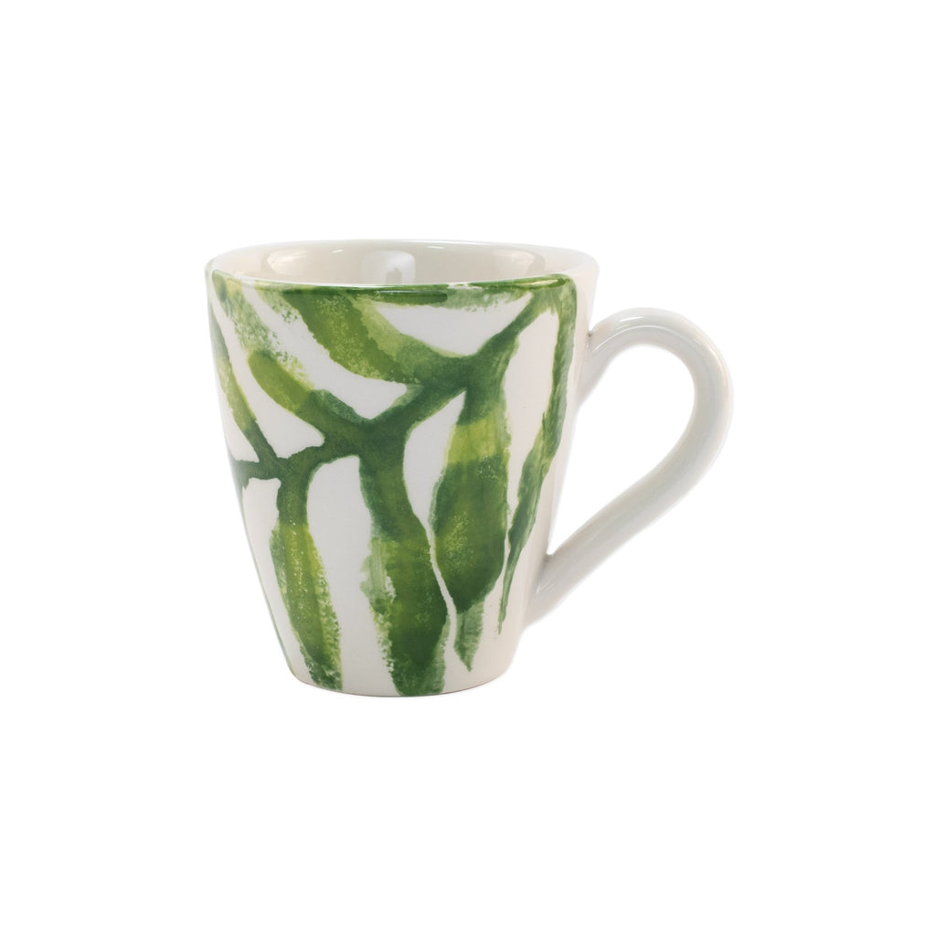 Into the Jungle Arica Palm Leaf Mug