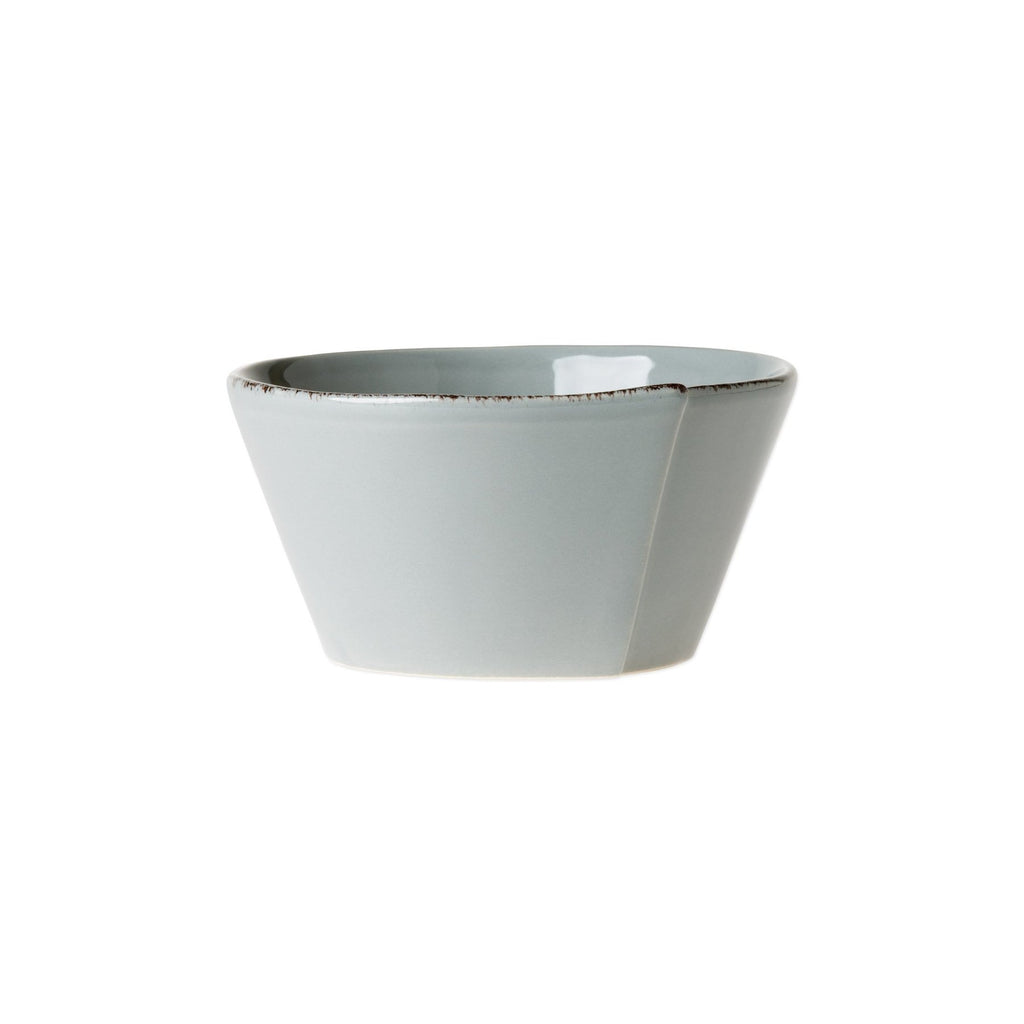 Grey Lastra Stacking Cereal Bowl