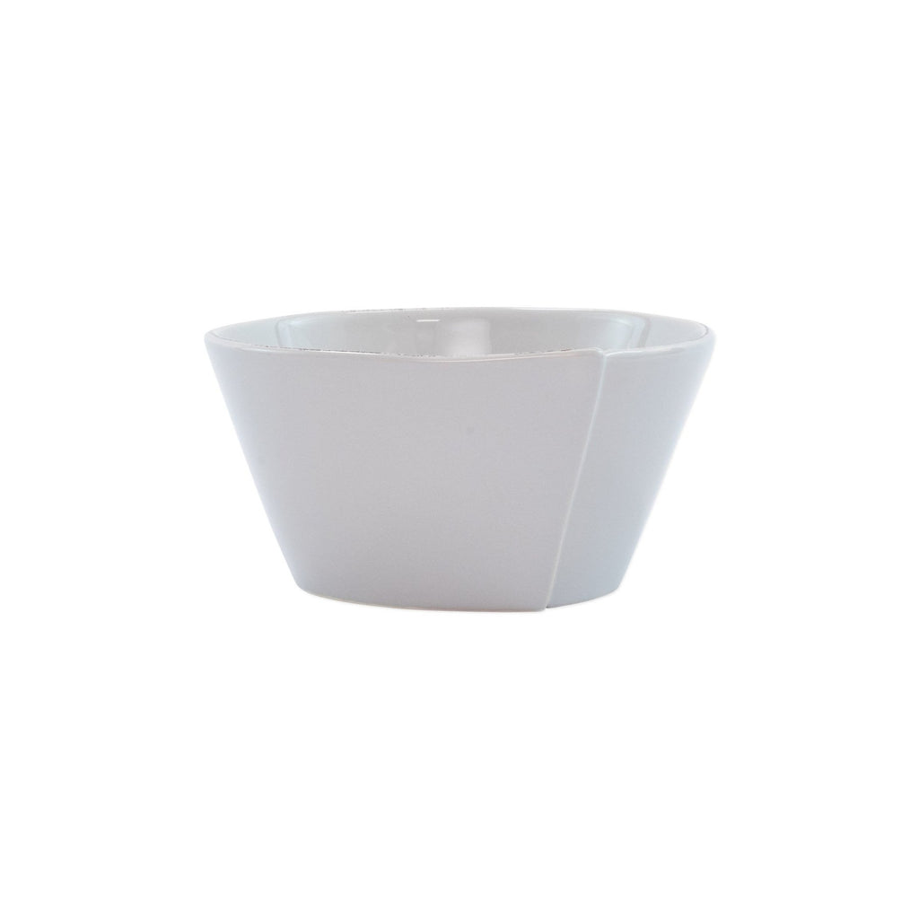Light Grey Lastra Stacking Cereal Bowl