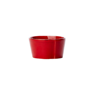 Red Lastra Condiment Bowl