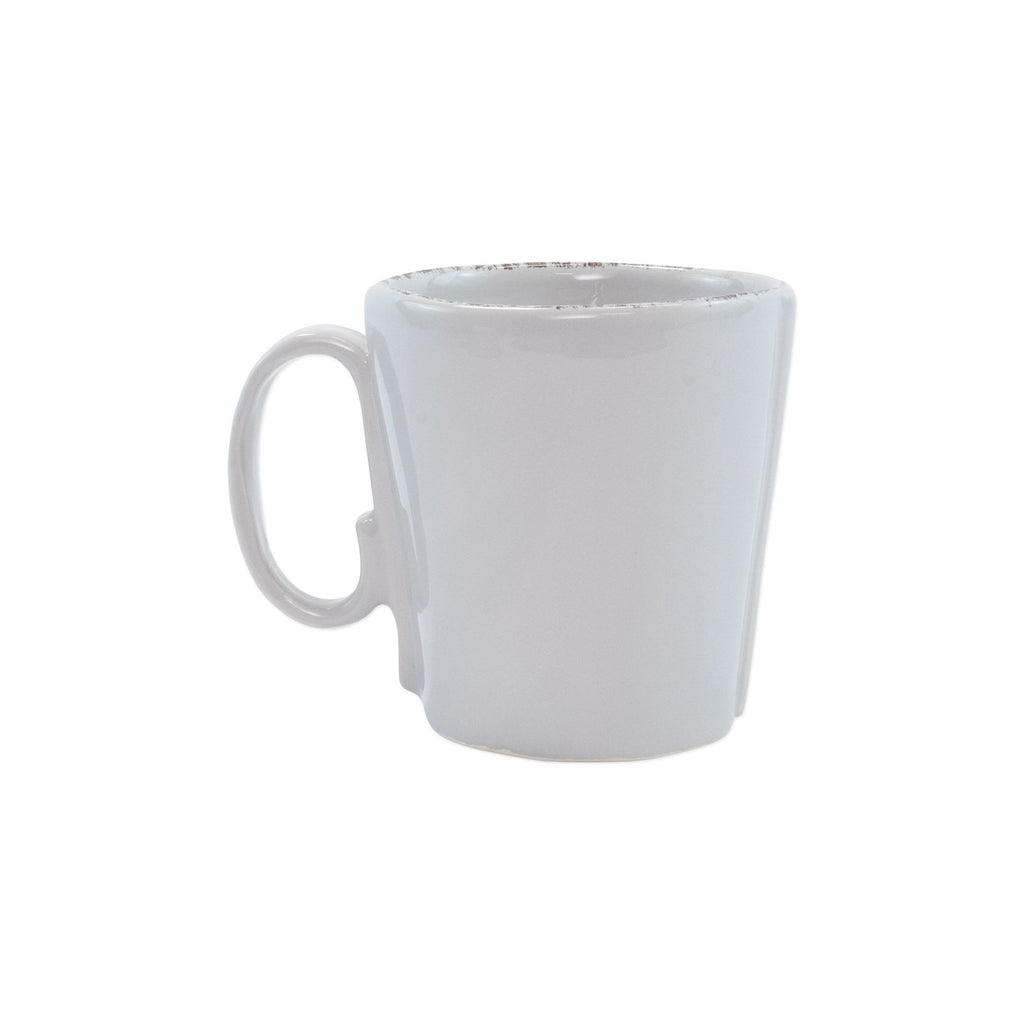 Light Grey Lastra Mug