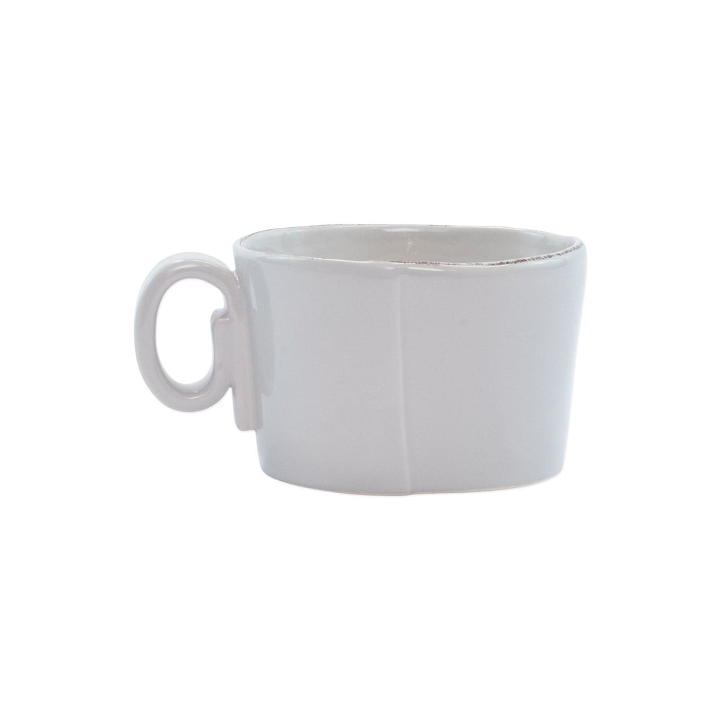 Light Grey Lastra Jumbo Cup