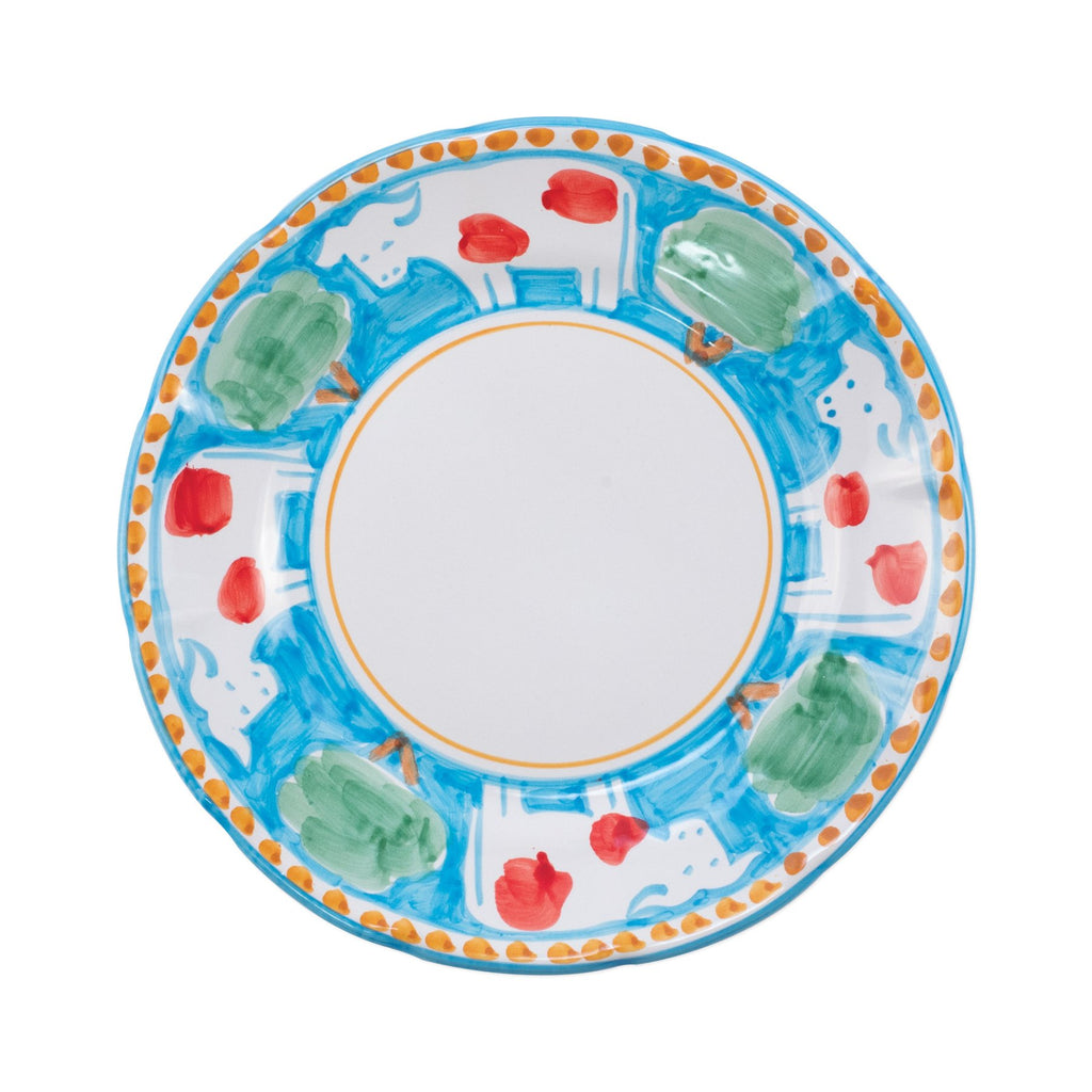Campagna Mucca Dinner Plate