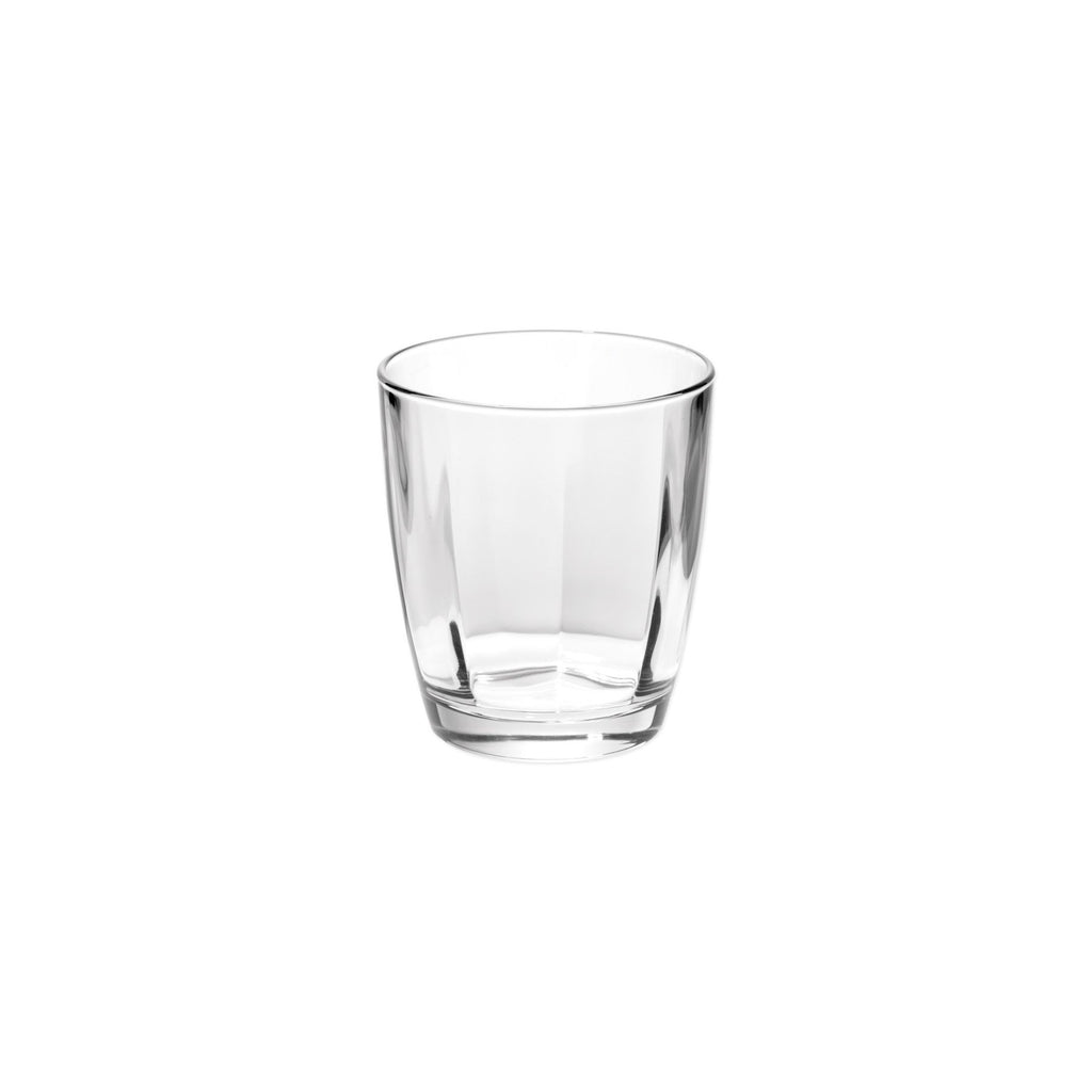 Optical Clear Double Old Fashioned Glass