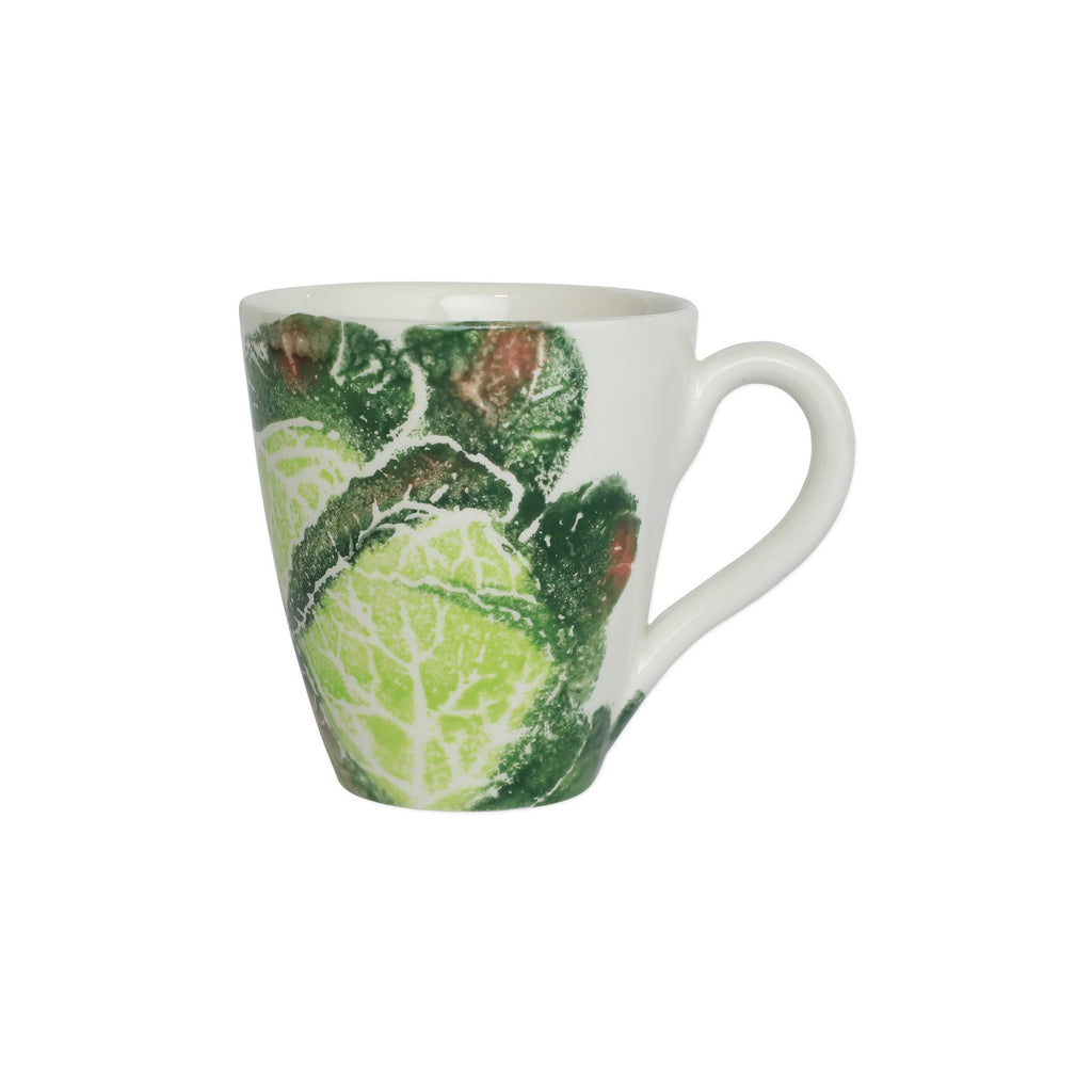 Spring Vegetables Cabbage Mug