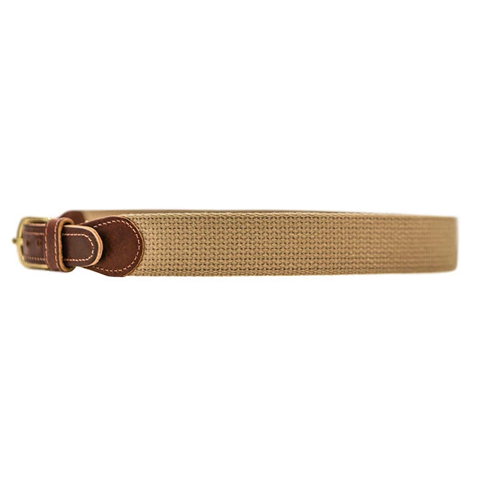 Khaki Canvas Buddy Belt