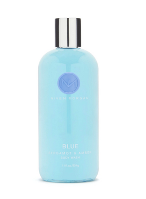Blue Body Wash