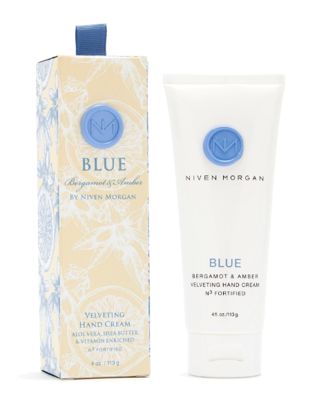 Blue Velveting Hand Cream