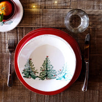 Lastra Holiday Pasta Bowl