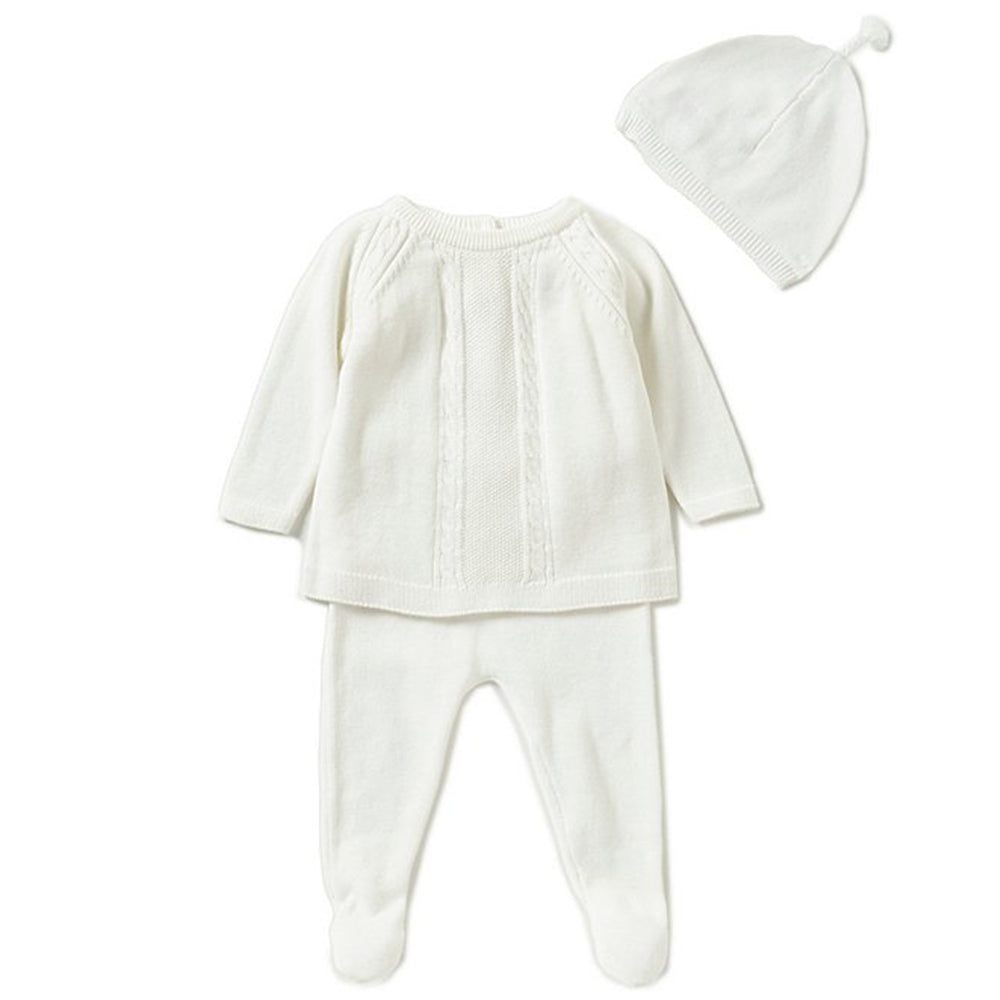 Ivory Take Me Home 3 Piece Set