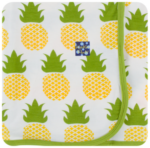 Natural Pineapple Swaddle