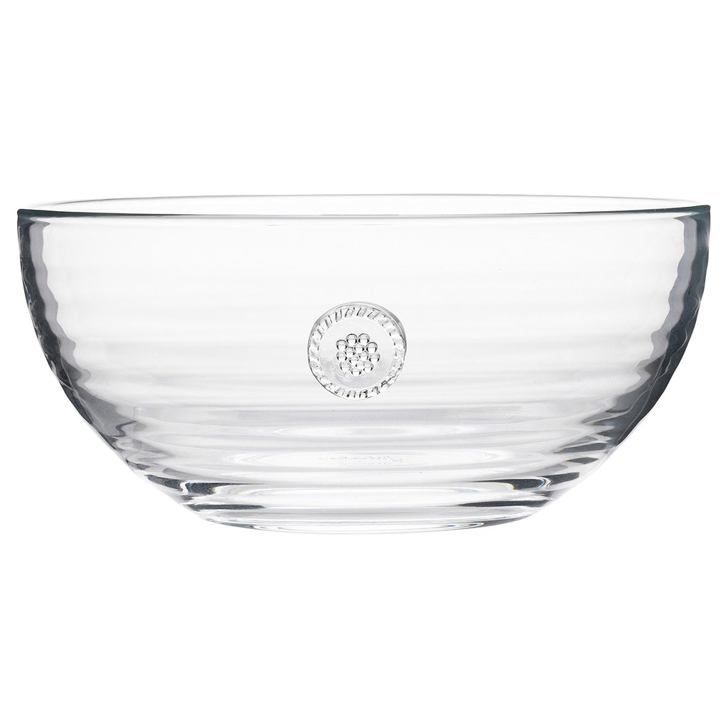"Berry & Thread 8.5"" Glass Bowl"